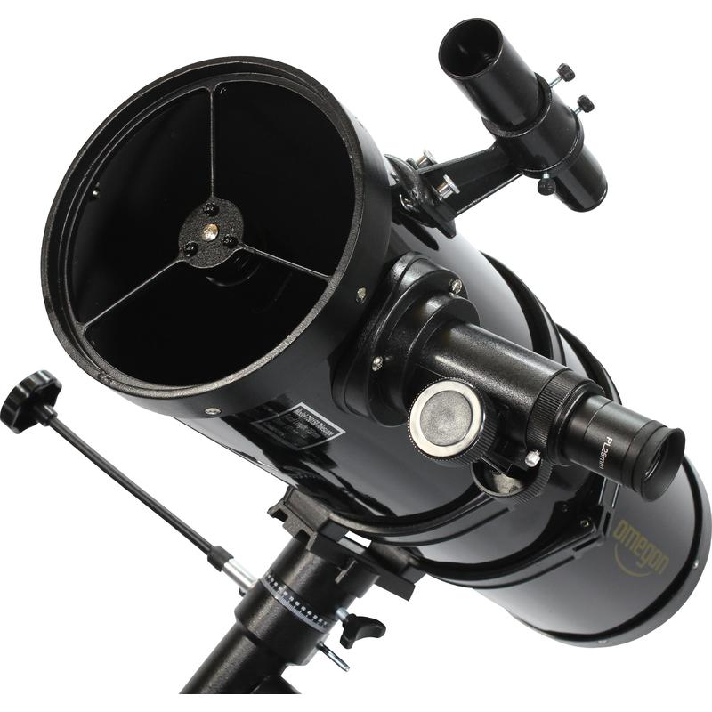 Omegon-Telescopio-Set-N-150-750-EQ-3