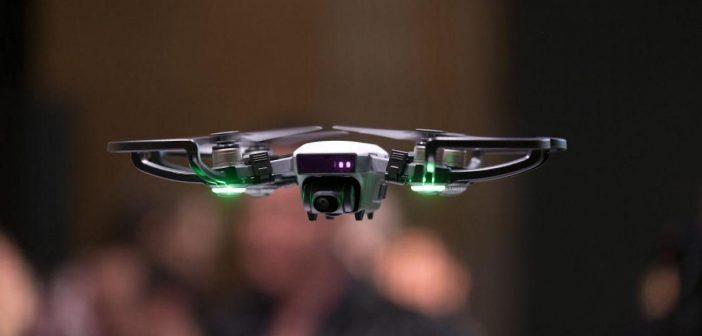 DJI-Spark-Mini-Drone-foto evidenza