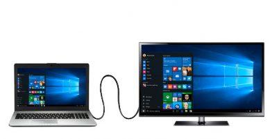 Come collegare il computer al televisore