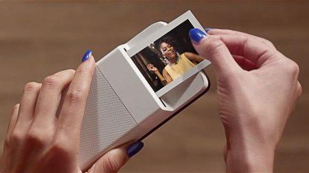 polaroid per smartphone