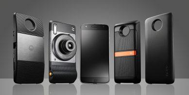Come funzionano i nuovi Moto Mods di Motorola
