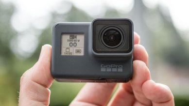action cam per riprese mozzafiato GoPro Hero 6