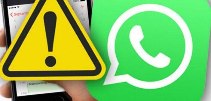 il bug di Whatsapp che mette in pericolo le chat di gruppo