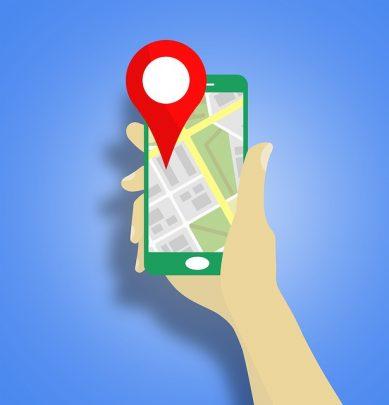google mapps app messaggi aziende